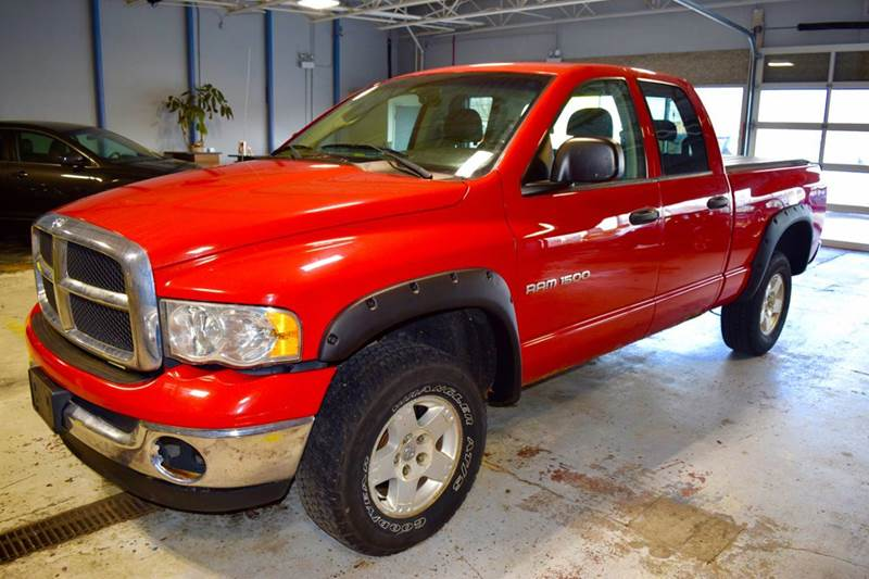 2005 Dodge Ram Pickup 1500 for sale at CRESTWOOD AUTO AUCTION in Crestwood IL