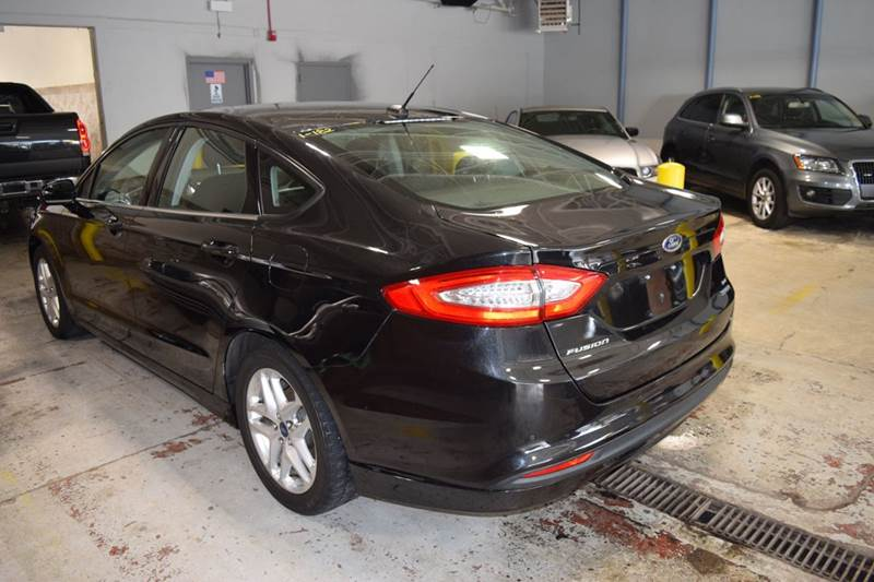 2013 Ford Fusion for sale at CRESTWOOD AUTO AUCTION in Crestwood IL
