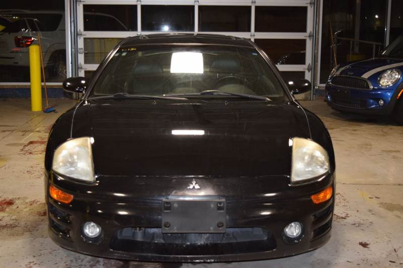 2005 Mitsubishi Eclipse for sale at CRESTWOOD AUTO AUCTION in Crestwood IL