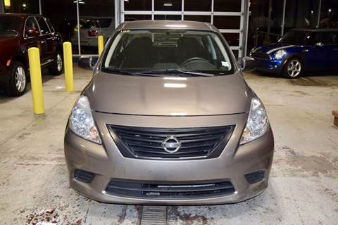 2014 Nissan Versa for sale in Crestwood, IL