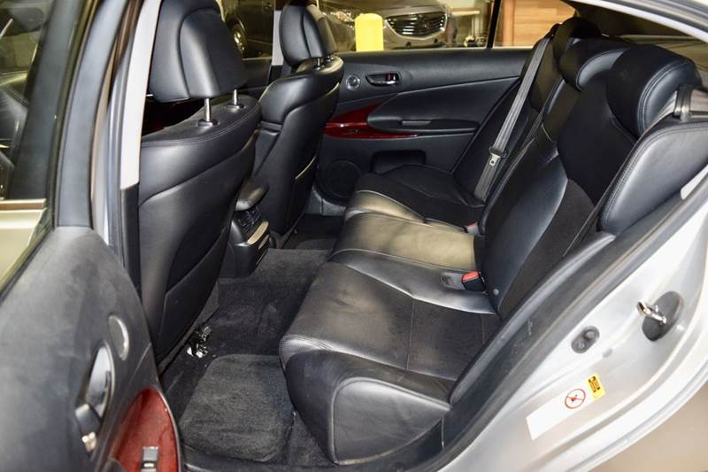 2007 Lexus GS 450h for sale at CRESTWOOD AUTO AUCTION in Crestwood IL