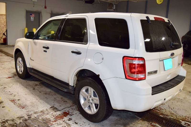 2011 Ford Escape Hybrid for sale at CRESTWOOD AUTO AUCTION in Crestwood IL