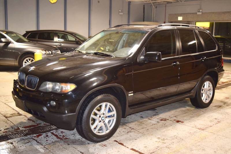 2005 BMW X5 for sale at CRESTWOOD AUTO AUCTION in Crestwood IL