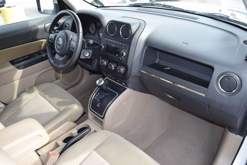 2011 Jeep Patriot for sale at CRESTWOOD AUTO AUCTION in Crestwood IL
