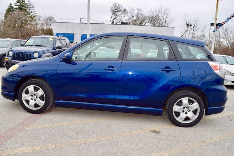 2008 Toyota Matrix for sale at CRESTWOOD AUTO AUCTION in Crestwood IL