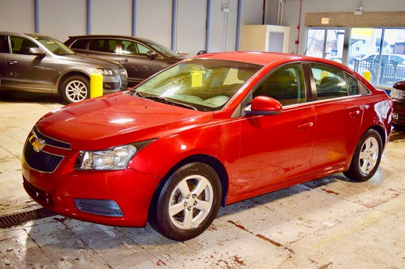 2011 Chevrolet Cruze for sale at CRESTWOOD AUTO AUCTION in Crestwood IL