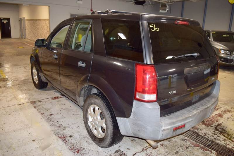 2002 Saturn Vue for sale at CRESTWOOD AUTO AUCTION in Crestwood IL