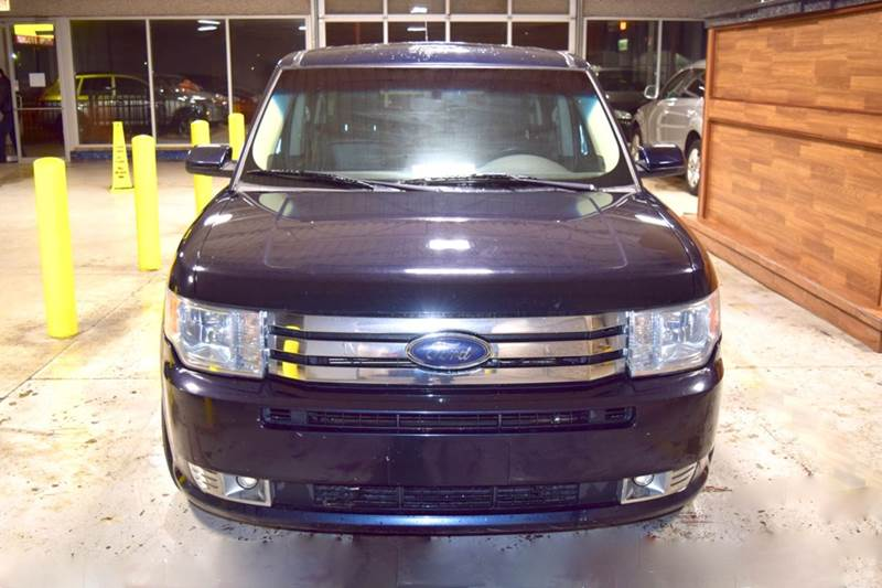 2009 Ford Flex for sale at CRESTWOOD AUTO AUCTION in Crestwood IL