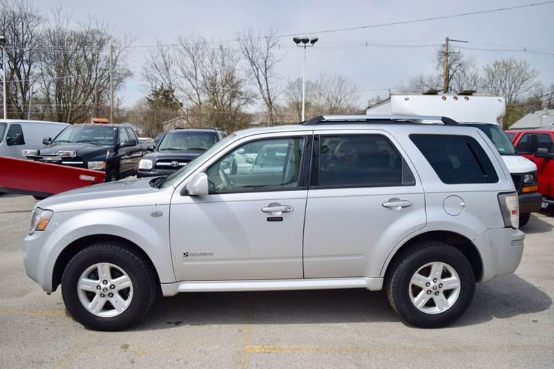 2008 Mercury Mariner Hybrid for sale at CRESTWOOD AUTO AUCTION in Crestwood IL