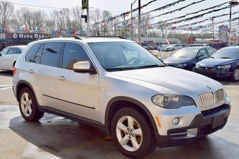 2007 BMW X5 for sale at CRESTWOOD AUTO AUCTION in Crestwood IL