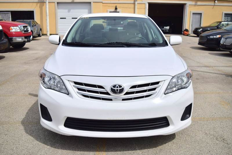 2013 Toyota Corolla for sale at CRESTWOOD AUTO AUCTION in Crestwood IL