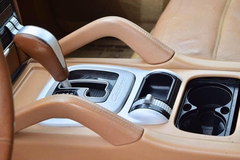 2004 Porsche Cayenne for sale at CRESTWOOD AUTO AUCTION in Crestwood IL