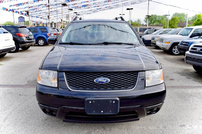 2007 Ford Freestyle for sale at CRESTWOOD AUTO AUCTION in Crestwood IL