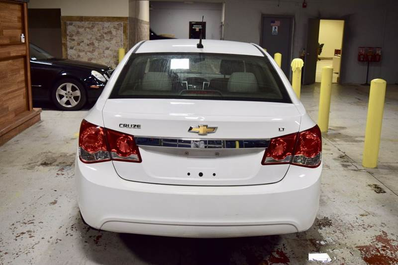2012 Chevrolet Cruze for sale at CRESTWOOD AUTO AUCTION in Crestwood IL