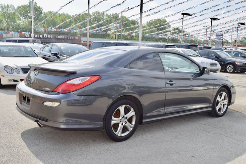 2007 Toyota Camry Solara for sale at CRESTWOOD AUTO AUCTION in Crestwood IL