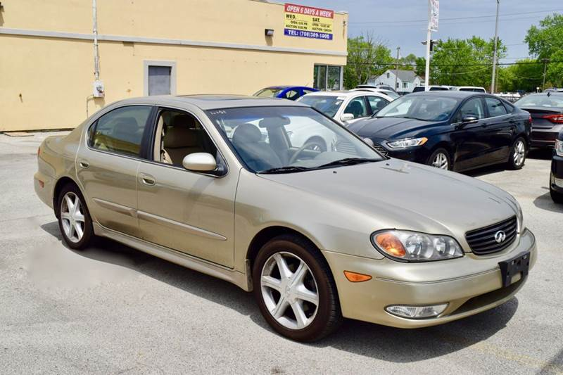 2004 Infiniti I35 for sale at CRESTWOOD AUTO AUCTION in Crestwood IL