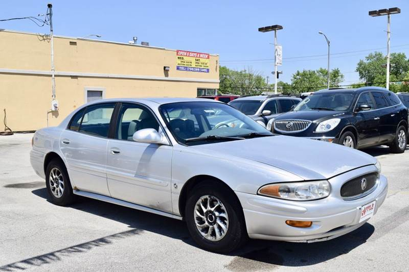 2003 Buick LeSabre for sale at CRESTWOOD AUTO AUCTION in Crestwood IL