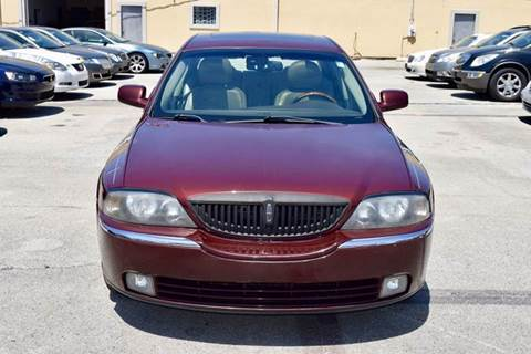 2003 Lincoln LS for sale in Crestwood, IL