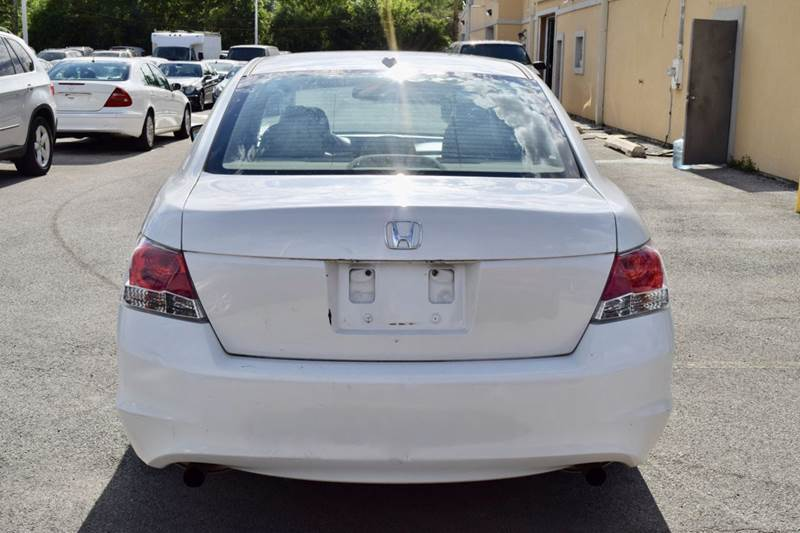 2008 Honda Accord for sale at CRESTWOOD AUTO AUCTION in Crestwood IL