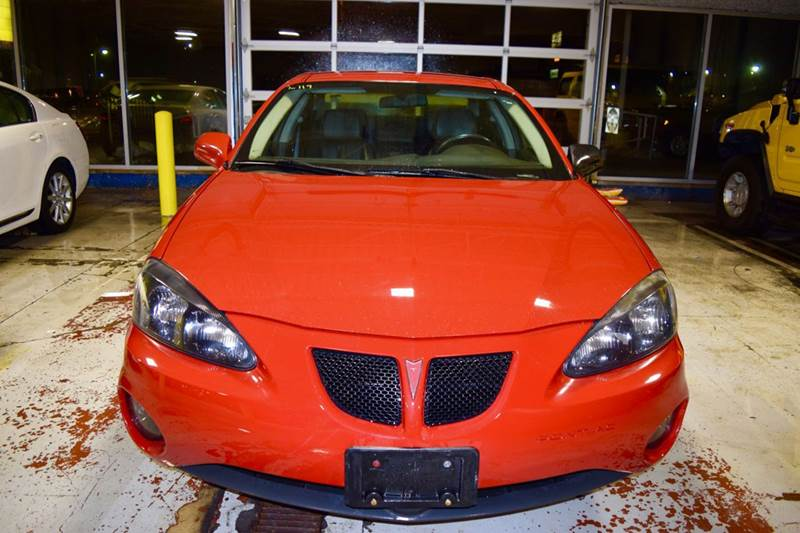 2007 Pontiac Grand Prix for sale at CRESTWOOD AUTO AUCTION in Crestwood IL