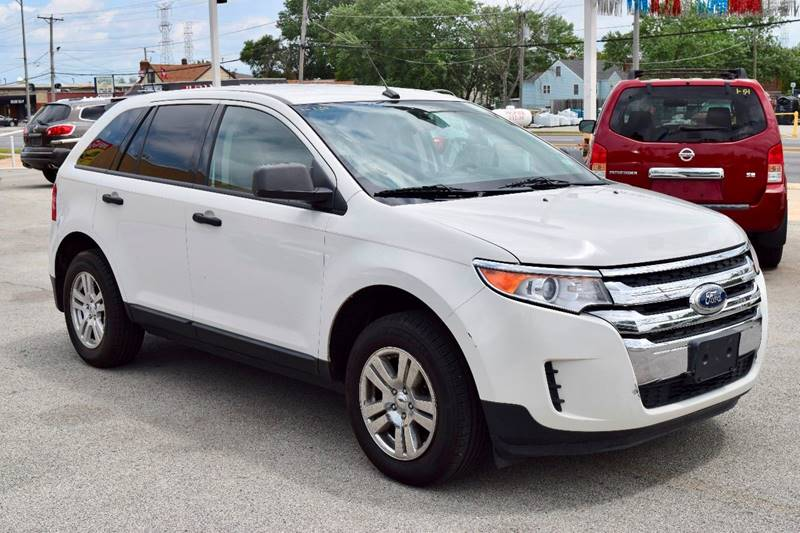 2011 Ford Edge for sale at CRESTWOOD AUTO AUCTION in Crestwood IL