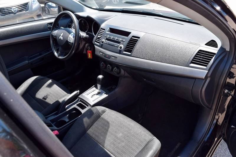 2012 Mitsubishi Lancer Sportback for sale at CRESTWOOD AUTO AUCTION in Crestwood IL
