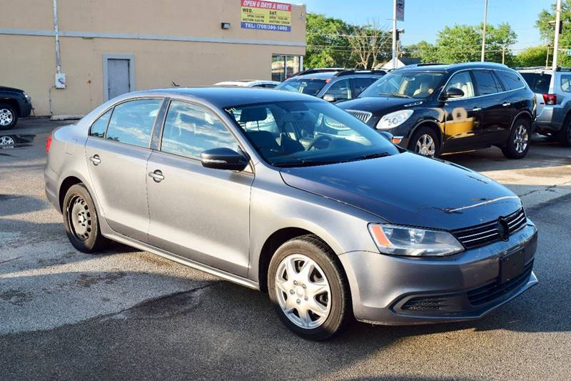 2014 Volkswagen Jetta for sale at CRESTWOOD AUTO AUCTION in Crestwood IL