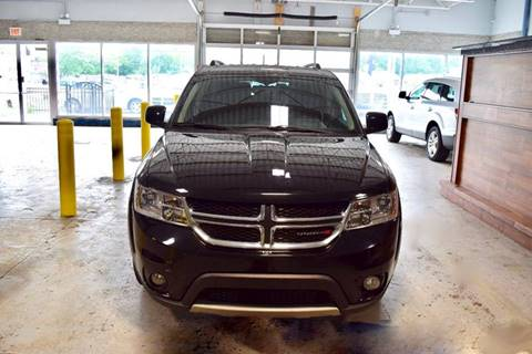 2014 Dodge Journey for sale at CRESTWOOD AUTO AUCTION in Crestwood IL
