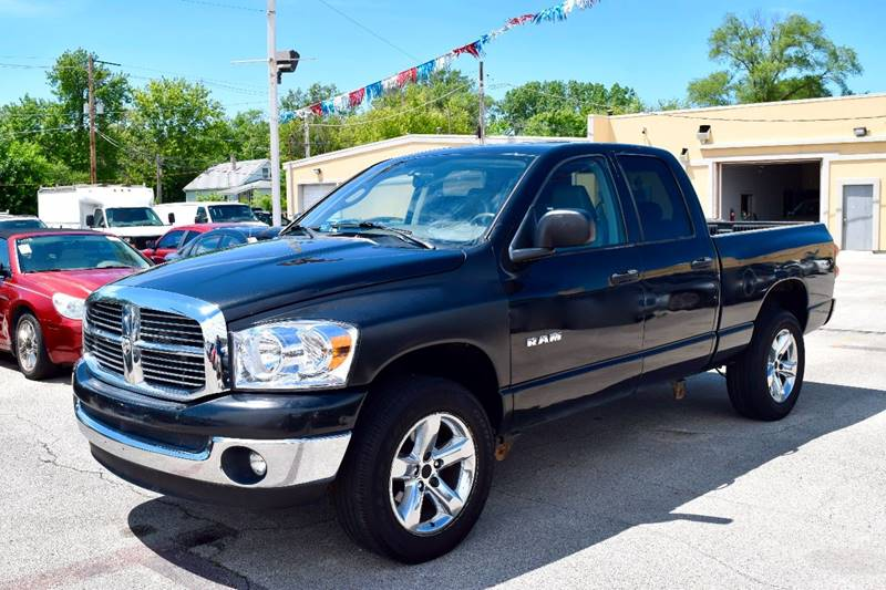 2008 Dodge Ram Pickup 1500 for sale at CRESTWOOD AUTO AUCTION in Crestwood IL