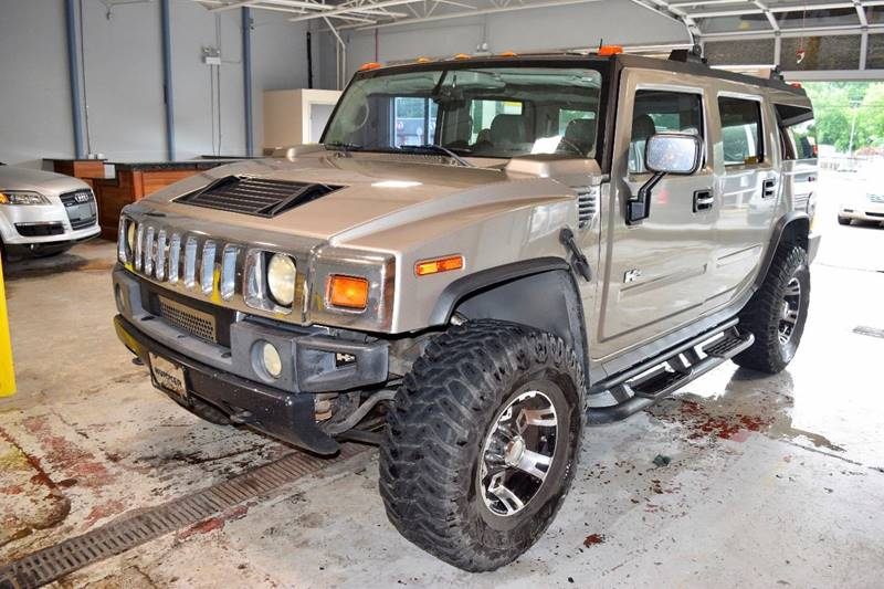 2003 HUMMER H2 for sale at CRESTWOOD AUTO AUCTION in Crestwood IL