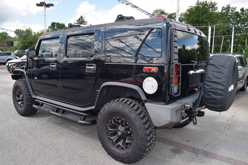 2004 HUMMER H2 for sale at CRESTWOOD AUTO AUCTION in Crestwood IL