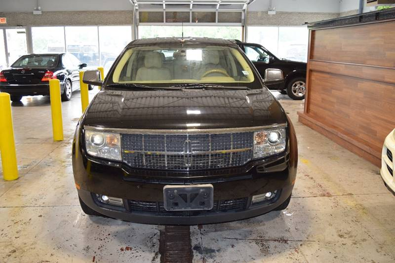 2007 Lincoln MKX for sale at CRESTWOOD AUTO AUCTION in Crestwood IL