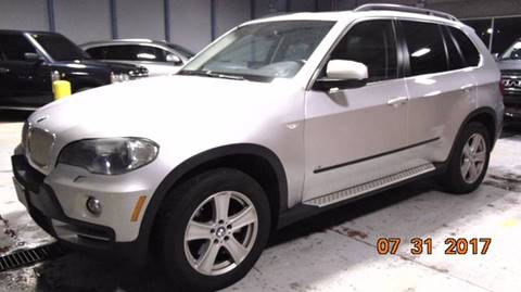 2008 BMW X5 for sale at CRESTWOOD AUTO AUCTION in Crestwood IL