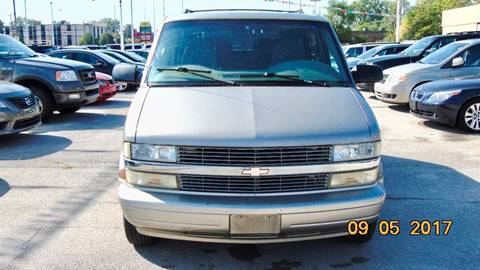 2003 Chevrolet Astro for sale in Crestwood, IL