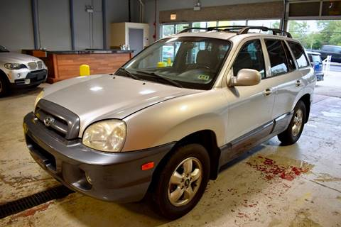 2005 Hyundai Santa Fe for sale in Crestwood, IL