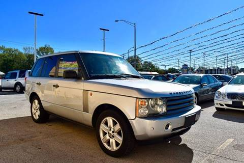 2004 Land Rover Range Rover for sale in Crestwood, IL
