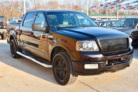 Used 2005 Ford F 150 For Sale In Illinois Carsforsale Com