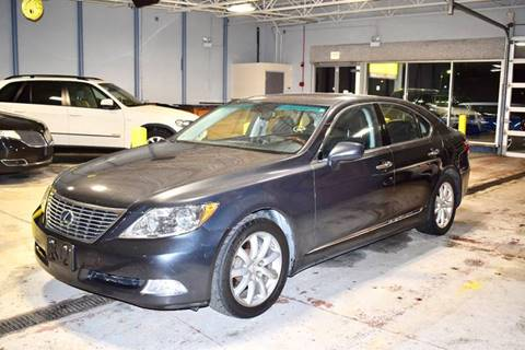 2008 lexus ls 460 for sale in illinois. Black Bedroom Furniture Sets. Home Design Ideas