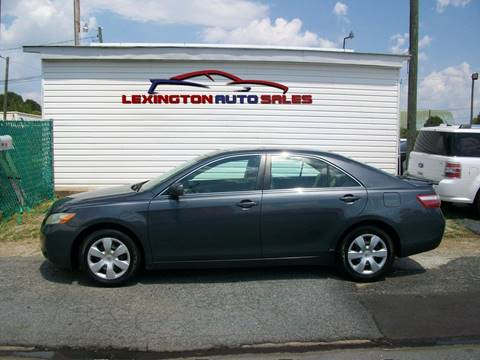 2008 Toyota Camry for sale in Lexington, NC
