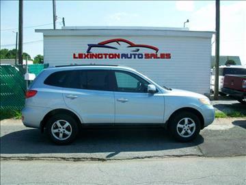 2007 Hyundai Santa Fe for sale in Lexington, NC