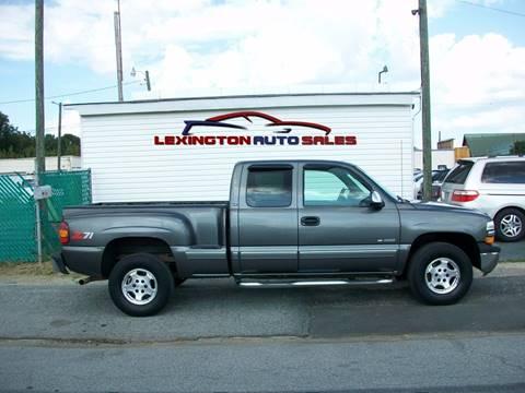 2000 Chevrolet Silverado 1500 for sale in Lexington, NC