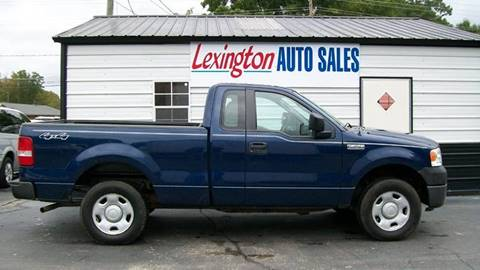 2007 Ford F-150 for sale in Lexington, NC