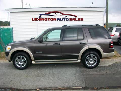 2006 Ford Explorer for sale in Lexington, NC