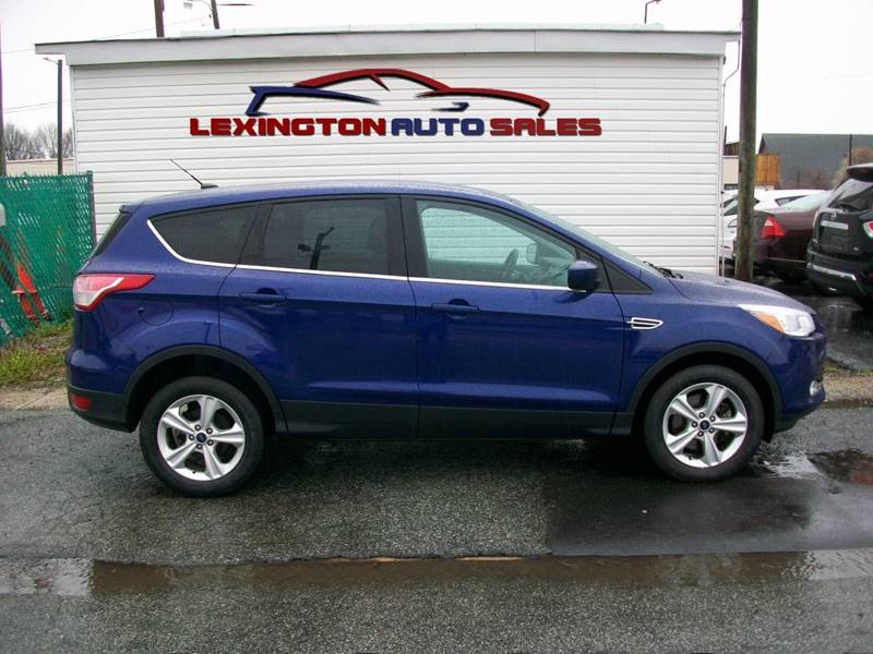 used ford escape for sale mocksville, nc - cargurus