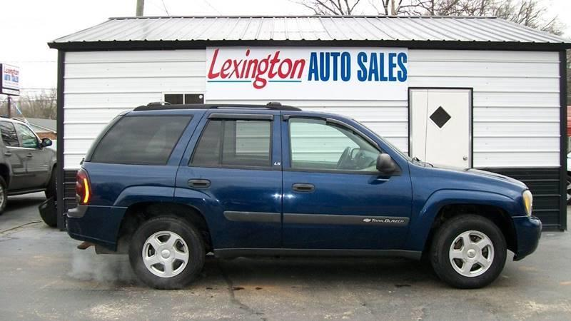image at used ls cheap id ky flemingsburg vehicle chevrolet trailblazer details