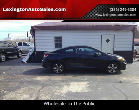 2014 Honda Civic for sale in Lexington, NC