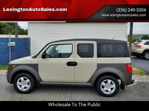 2005 Honda Element for sale in Lexington, NC