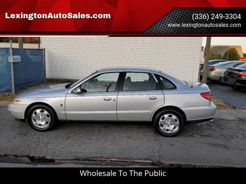 2001 Saturn L-Series for sale in Lexington, NC