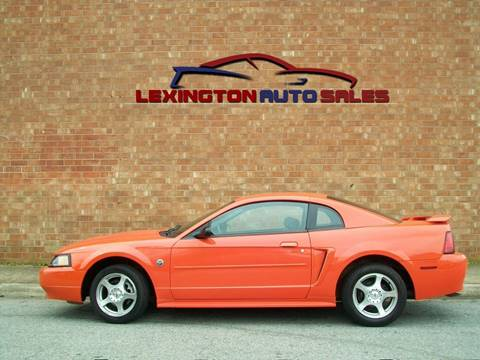 2004 Ford Mustang for sale in Lexington, NC