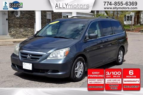 2006 Honda Odyssey for sale in Whitman, MA